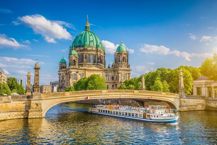 Churches in Berlin