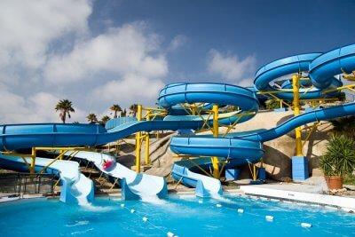 fun in water park brazil cover