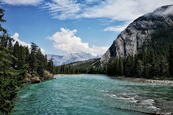 Beautiful and major attractions of Rivers of Canada