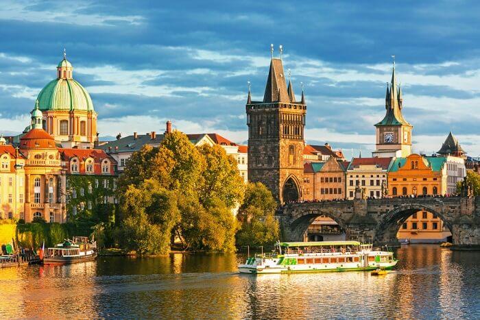 Castles in Czech Republic