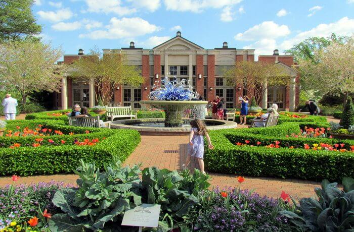 Diomedes Botanic Garden