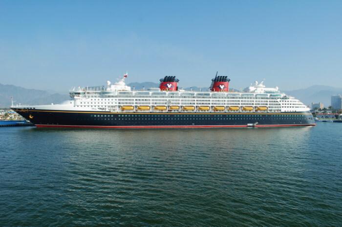Disney Wonder Cruise from San Diego