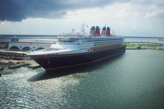 Disney Wonder to Mexican Riviera