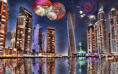 Festivals in Dubai (Cover)