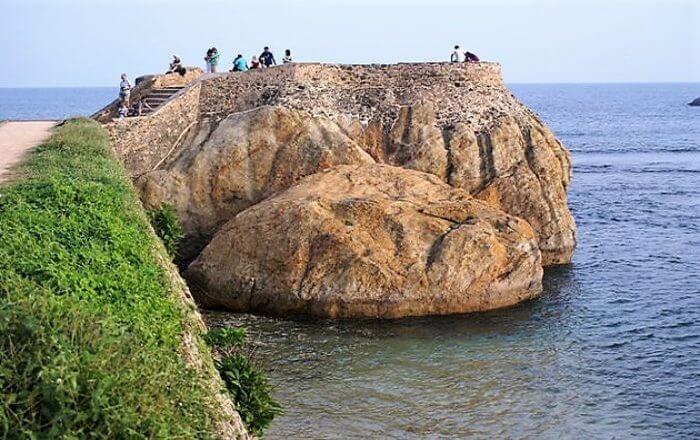 Rusty Rock