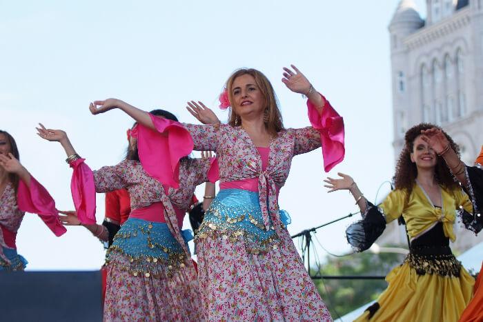 Turkey's best dance