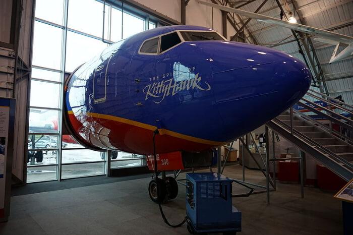 Frontier of Flight Museum