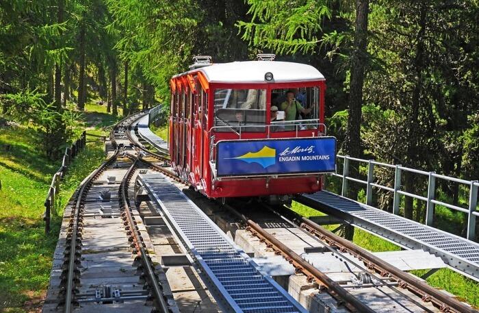 Funicular Ride