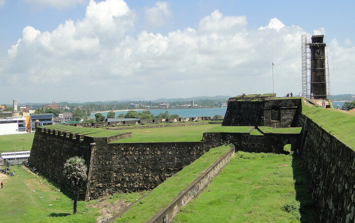 Fort view from Top