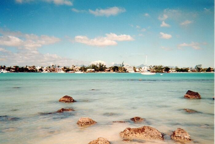 Grand Baie Beach