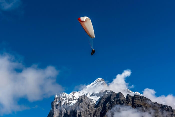 Paragliding in Pokhara - Operators, Cost - Holidify