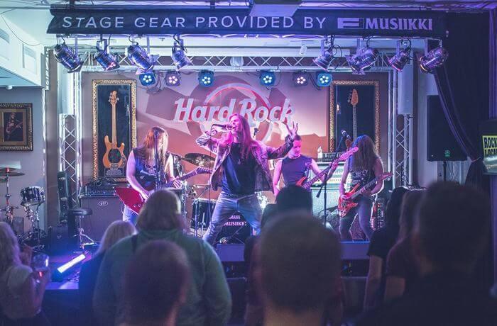 Hard Rock Café Helsinki