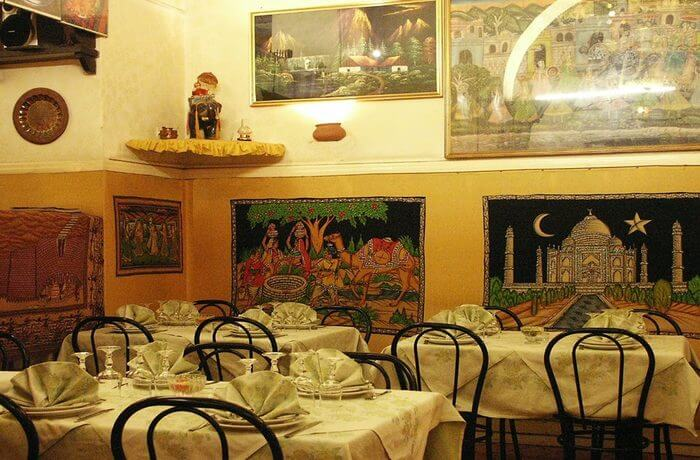 Himalaya's Kashmir,restaurants in italy,indian cuisine in italy,