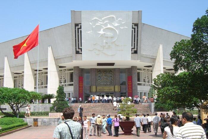 Amazing museum