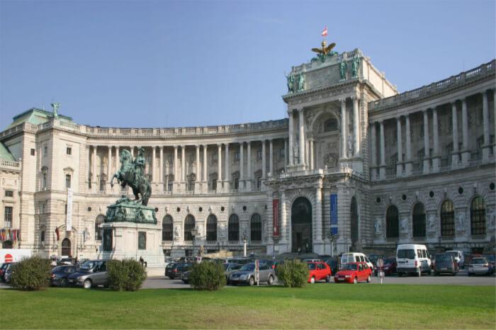 Hofburg Castle
