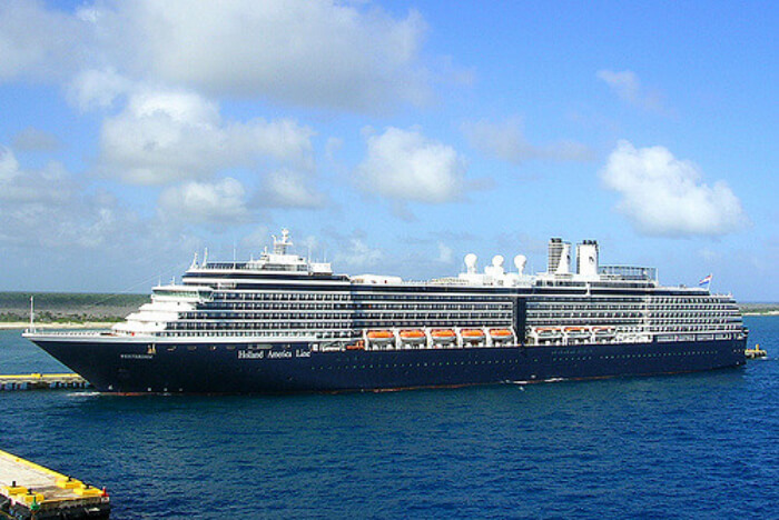 Holland America to Panama Canal
