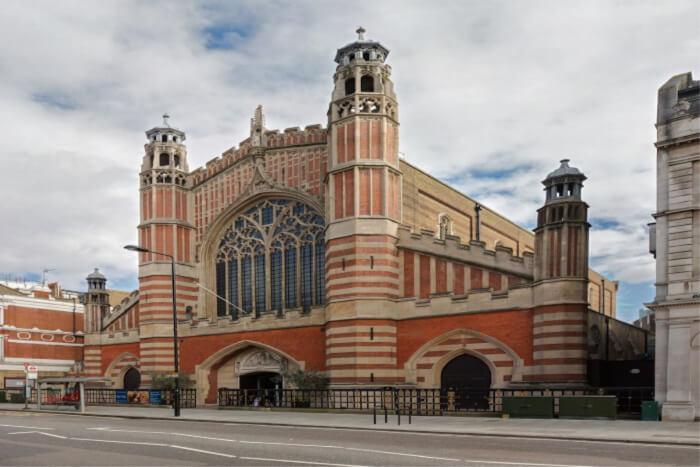 Holy Trinity- Famous for architectural masterpieces