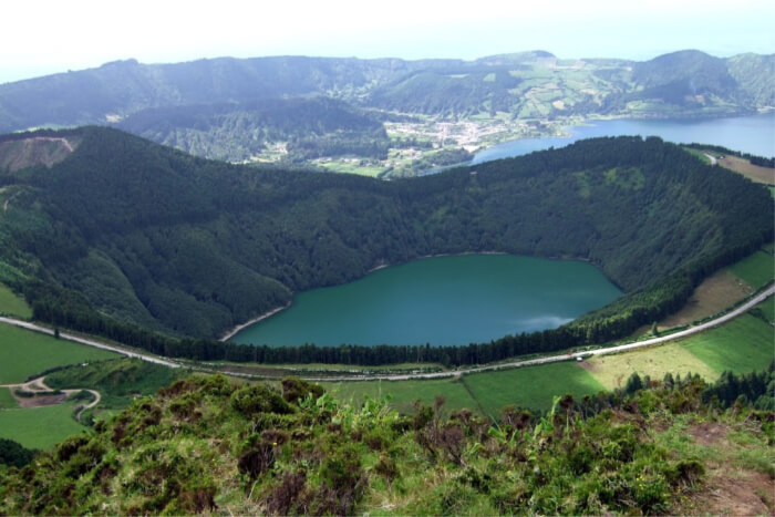 How to reach Azores Islands
