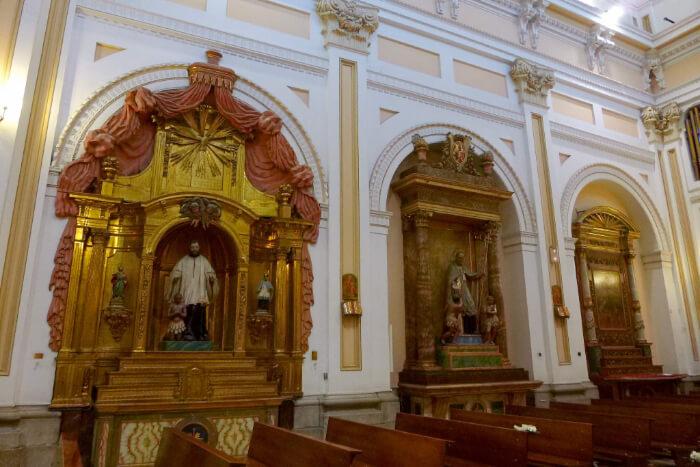 Iglesia Arzobispal Castrense