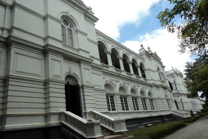 Important Information regarding National Museum of Colombo
