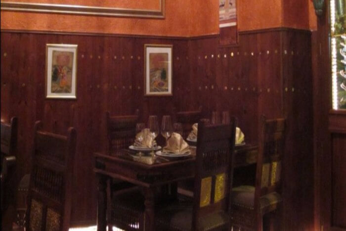 Indian Restaurant Krishna,indian cuisine in rome
