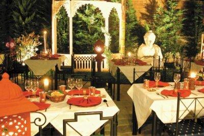 Indian Restaurants In Santorini