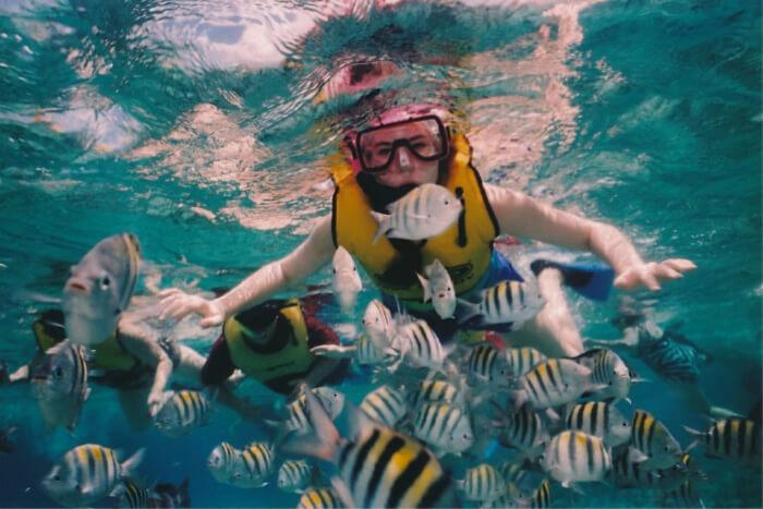 Indulge In Water Sports