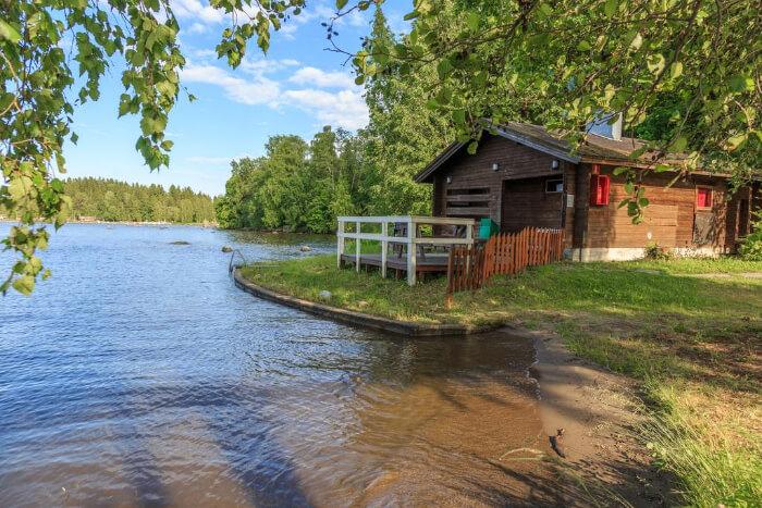 Inter Chalet in Tampere