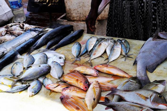 biggest seafood market