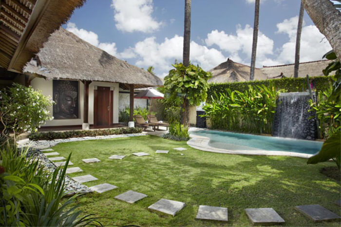 hotel and relax in one of Jimbaran's amazing villas