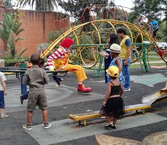 Johannesburg Zoo Activities