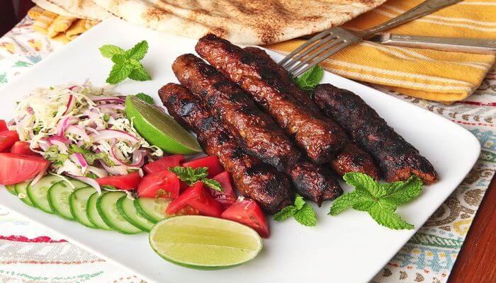 Kebab food