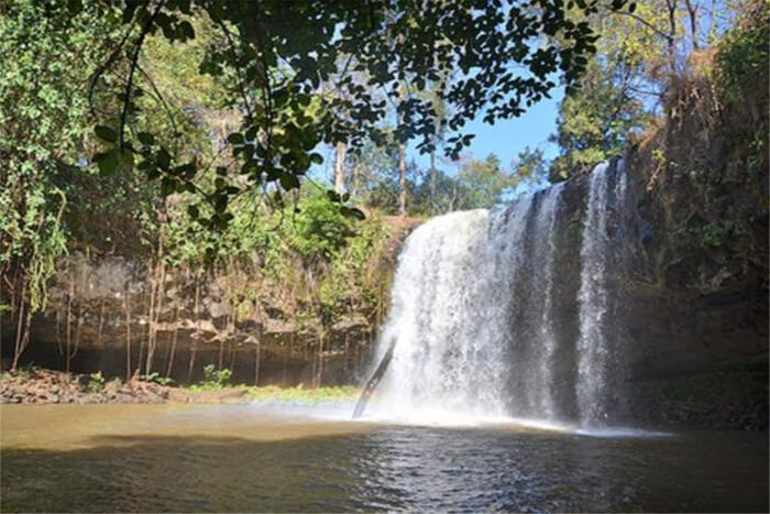 Katieng Waterfall
