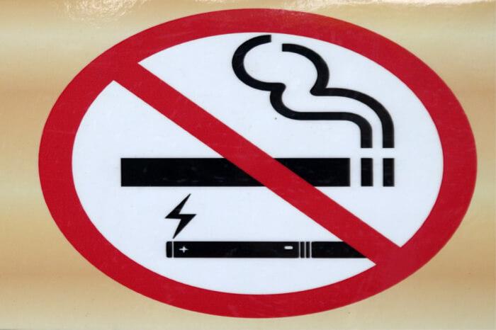 no smoking zones