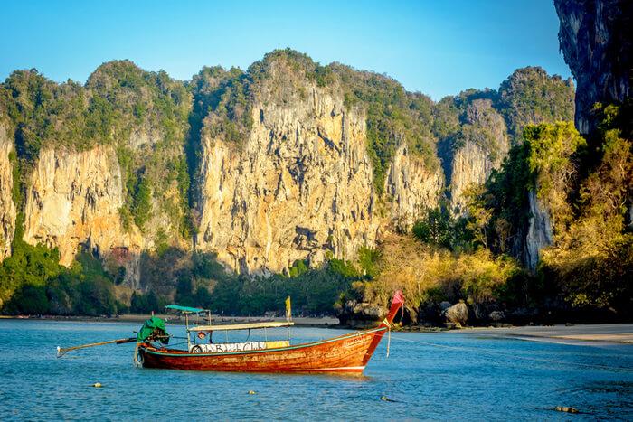 Ride A Boat