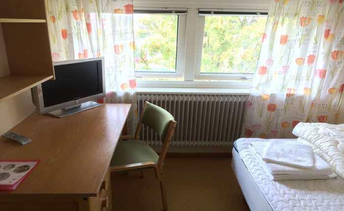 Kiruna Hostel in Sweden