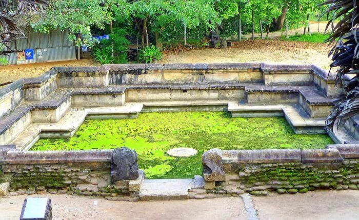 Bathing Pool