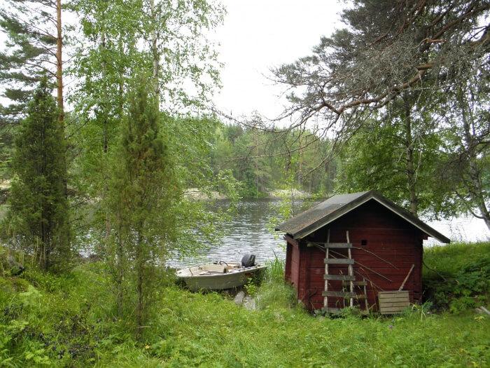 Lake Saimaa Cottage