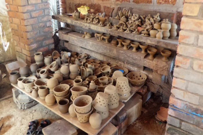 craft of pottery