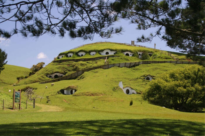 Make a trip to Hobbiton