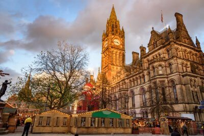 Manchester and its places