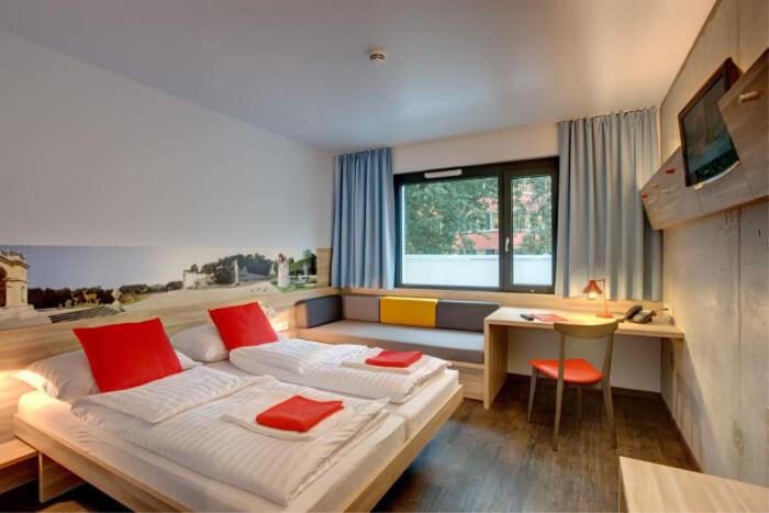 student hostels in Vienna Austria