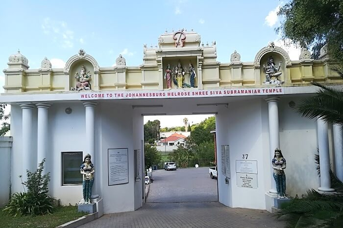 Melrose Temple