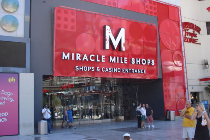 Miracle Mile Shops at Planet Hollywood Resort & Casino