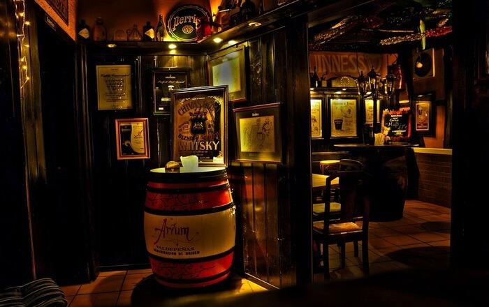 Best for Irish pub lovers