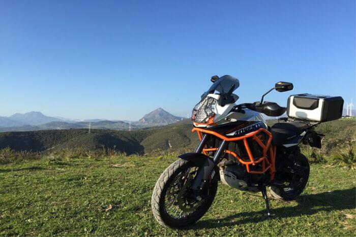 Motorbiking Voyage