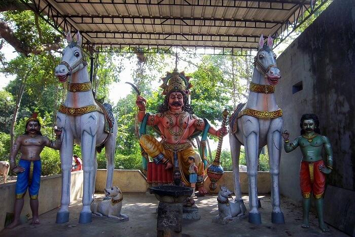 Myth Surrounding Cavadee Festiva