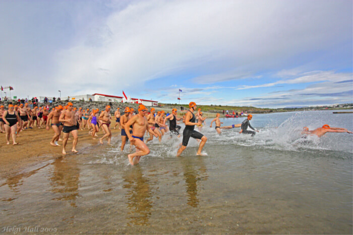Nautholsvik Beach