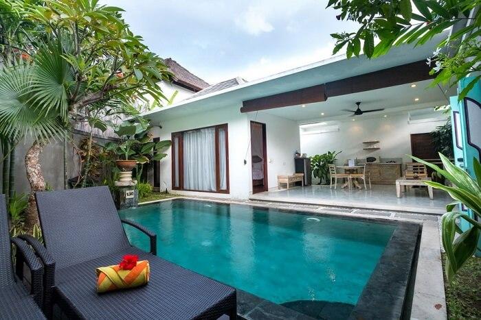 New Pondok Sara Villas Bali