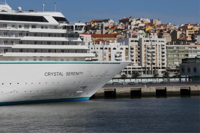 Crystal Sea Cruises
